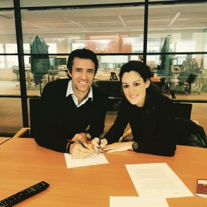 John van Lottum en Anke Meulendijks starten partnershipbureau Deux
